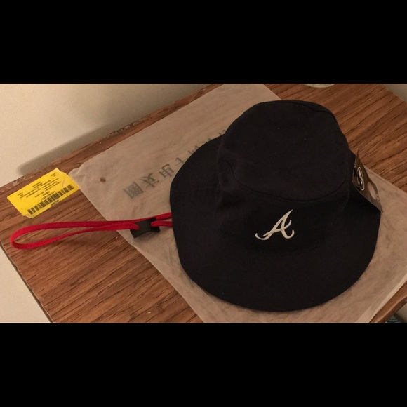 9e99bebb567 Atlanta Braves Kirby Bucket Hat